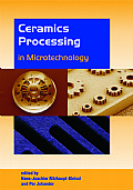 Ceramics Processing in Microtechnology Cover