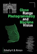 Close Range Photogrammetry and Machine Vision Cover