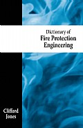 Dictionary of Fire Protection Engineering Cover