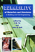 Durability of Materials and Structures in Building and Civil Engineering Cover