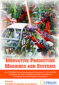 Innovative Production Machines and Systems Cover