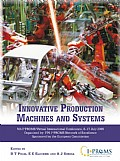 Innovative Production Machines and Systems