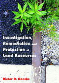 Investigation, Remediation and Protection of Land Resources Cover