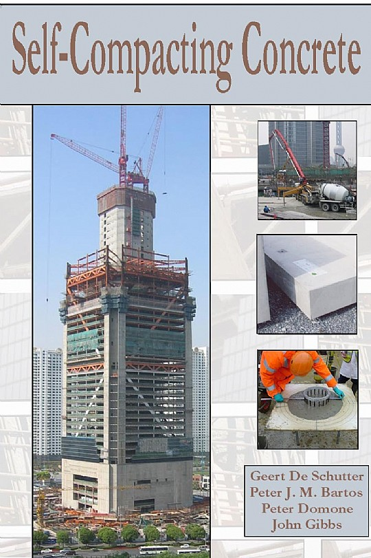 Self consolidating concrete definition architecture