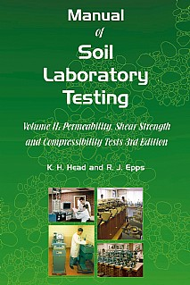 Manual of Soil Laboratory Testing vol II